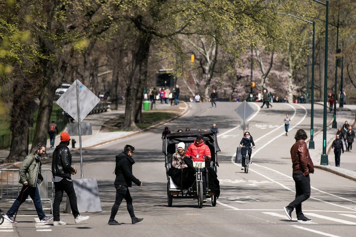 New York's Central Park goes officially car-free