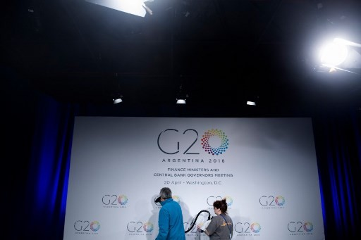 Trump targeted by G-20 as leaders push back on combative tweets