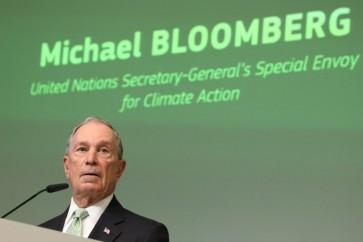 Michael Bloomberg pledges $4.5m to Paris climate deal