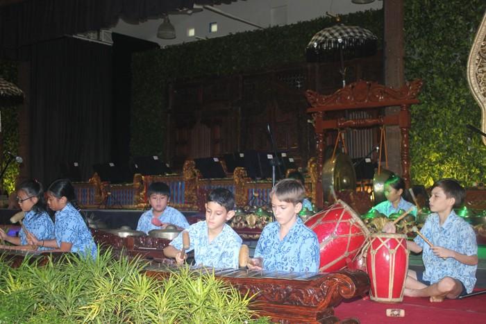 Sekolah Bogor Raya hosts inaugural 'gamelan' festival