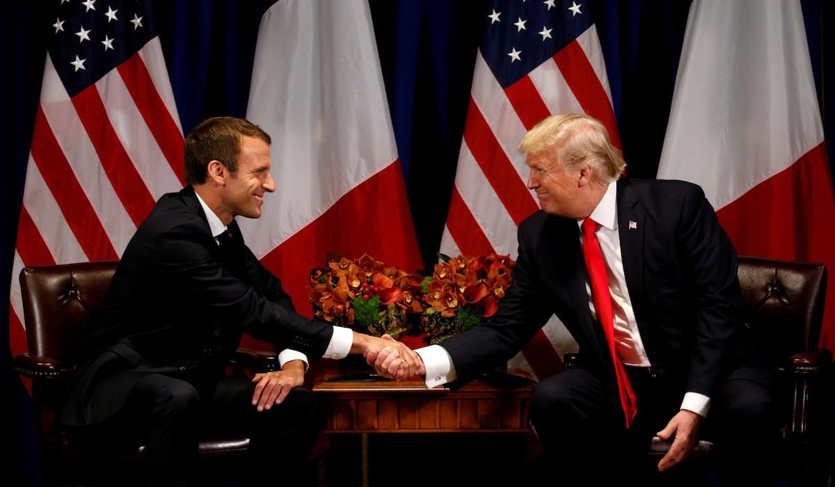 French FM slams 'unacceptable' US sanctions on Iran