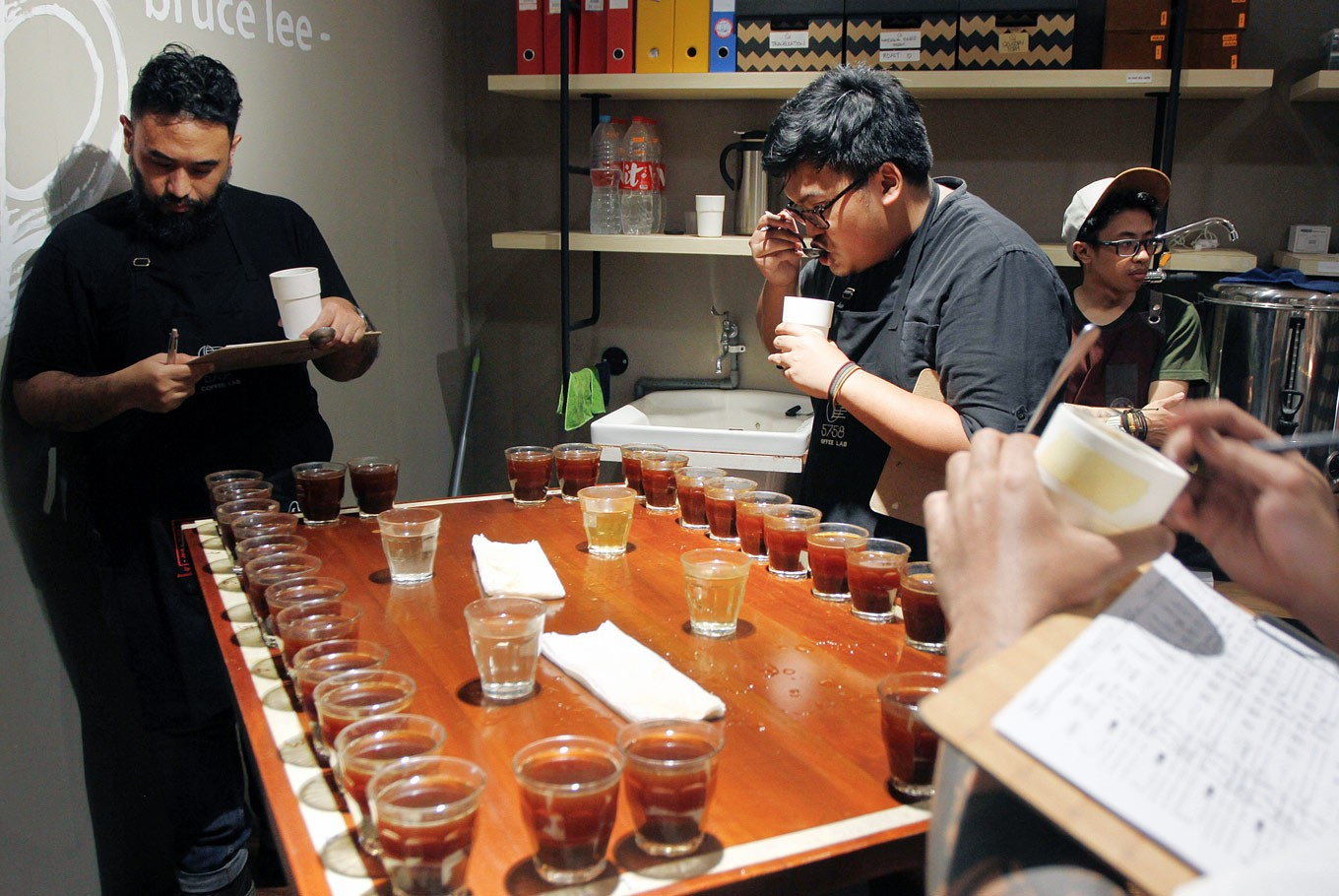 In search of Indonesia's best-quality coffee
