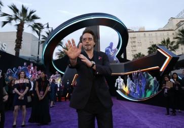 Big secrets, bumper box-office for 'Avengers: Infinity War'
