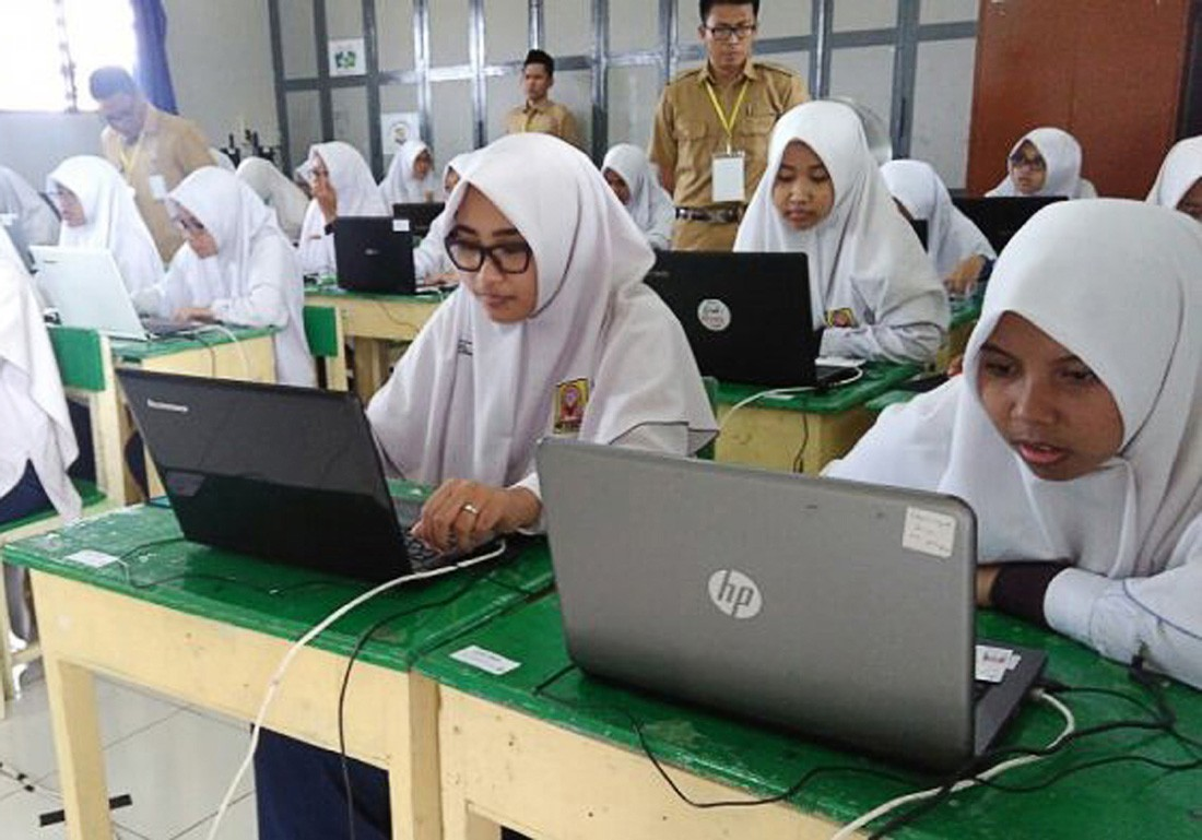 Open education can address Indonesia's educational inequalities