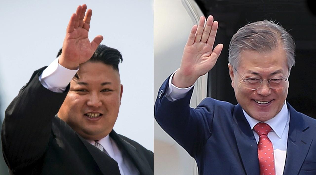 Kim, Moon to dine on 'Sunshine Menu' at Inter-Korean Summit