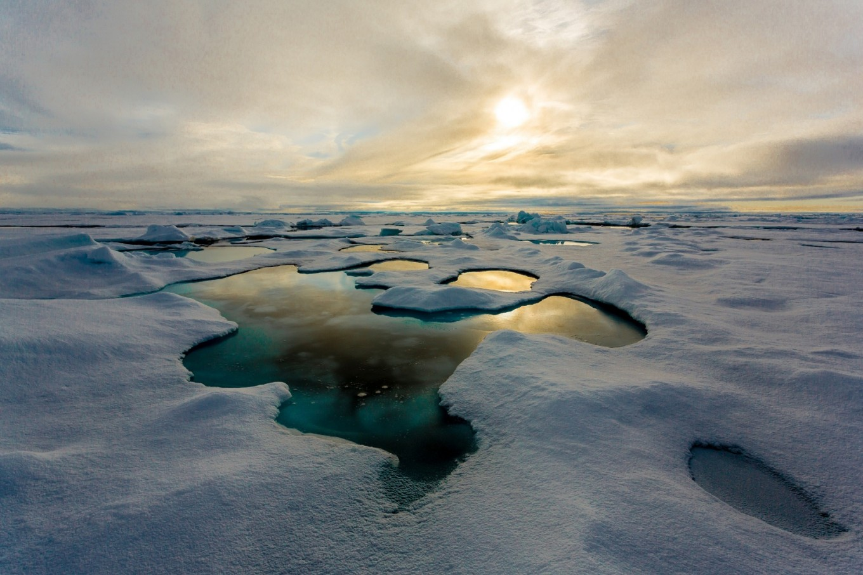 Microplastics in Arctic sea ice - 'nowhere is immune'
