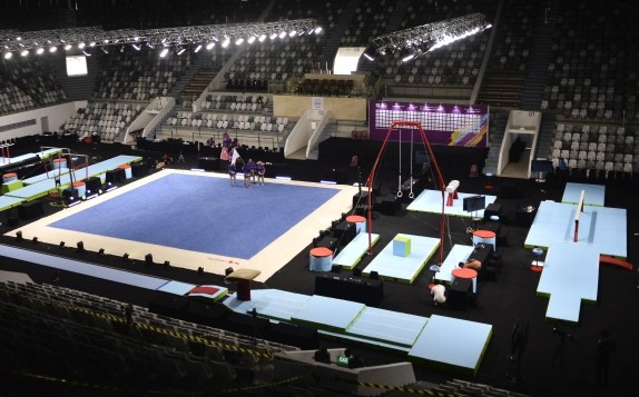 Asian Games: Indonesian male gymnasts begin medal campaign