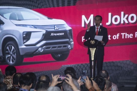 First Mitsubishi Xpander export arrives in Philippines