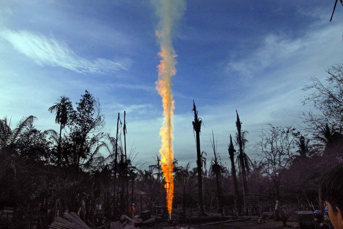 Death toll from Aceh oil well fire increases to 22