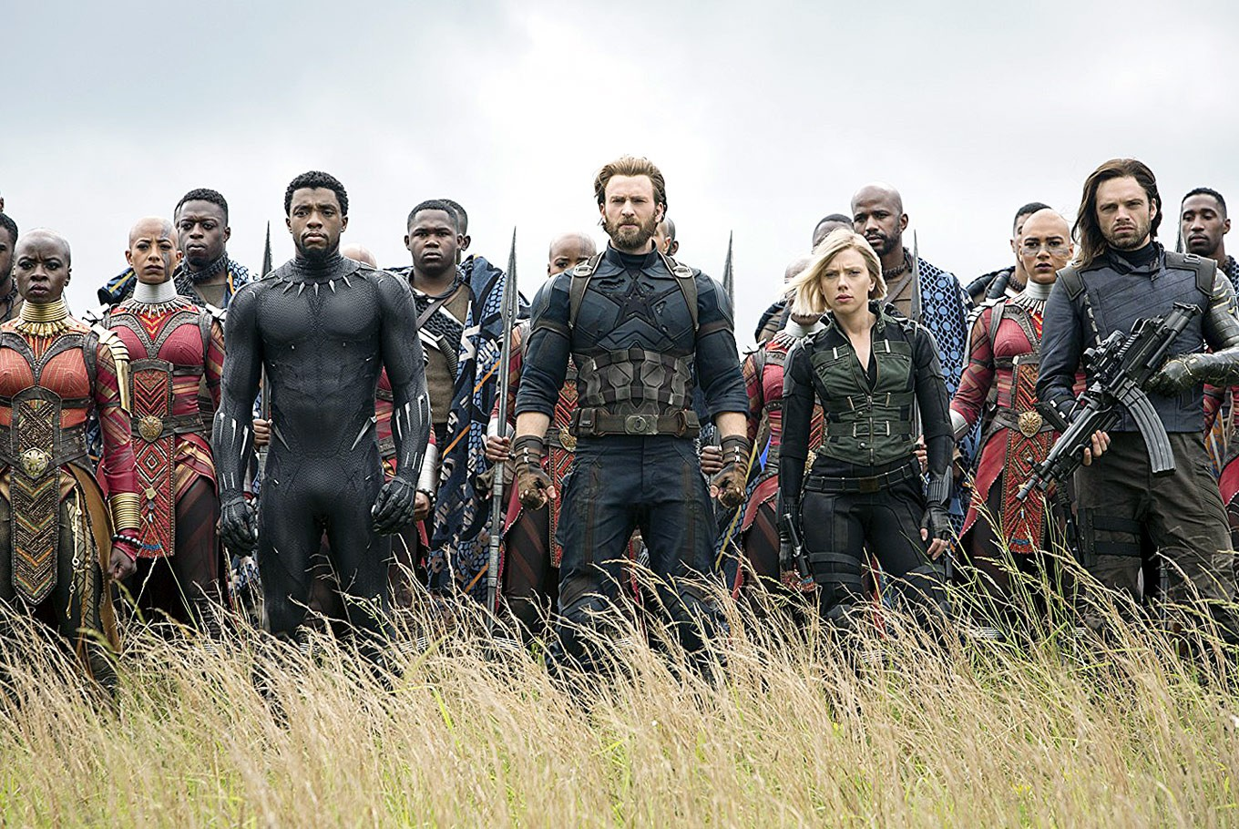 'Avengers: Infinity War': When superheroes can't escape grim fate