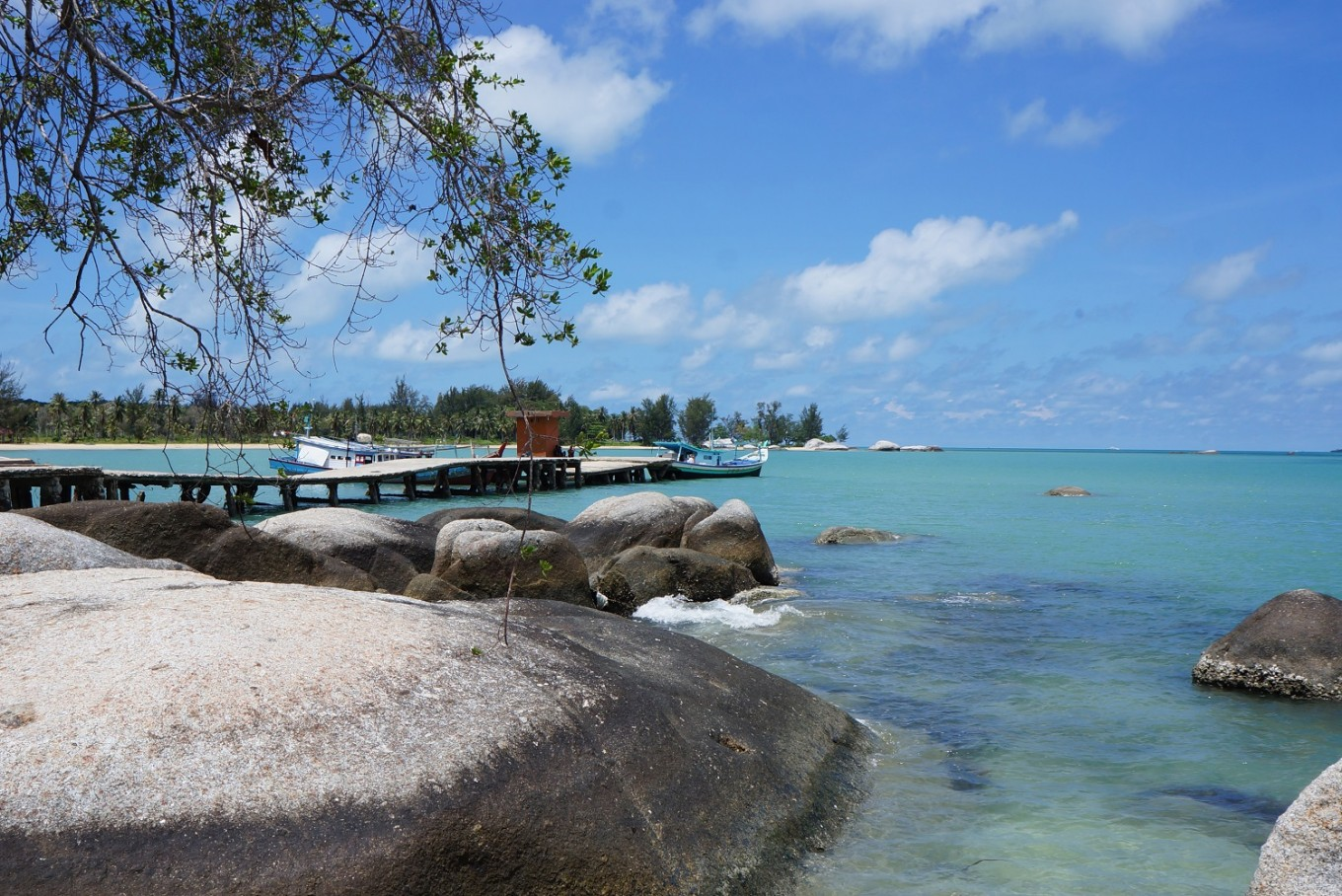 Belitung ripe for nomadic tourism