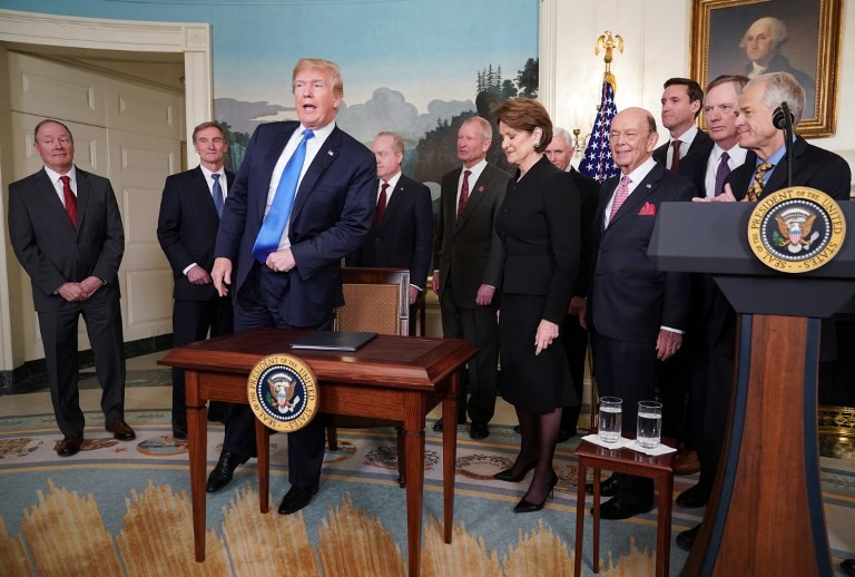 Under the shadow of Trump's trade war