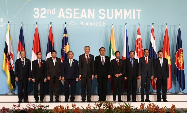 ASEAN faces tighter global conditions, trade tensions