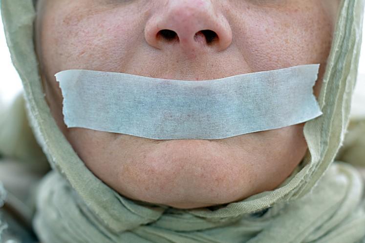 Intimidation of government critics raises concerns about freedom of speech
