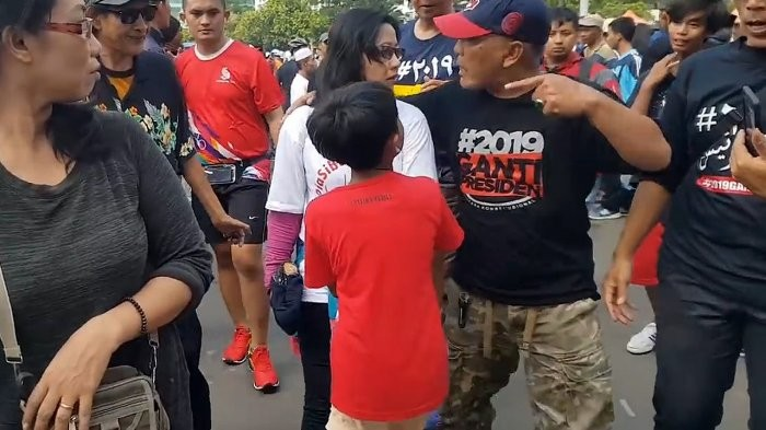 Woman intimidated during Car Free Day files police report