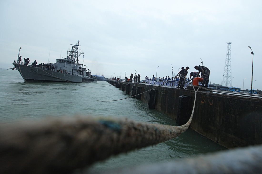 51 war vessels to participate in Lombok naval exercise