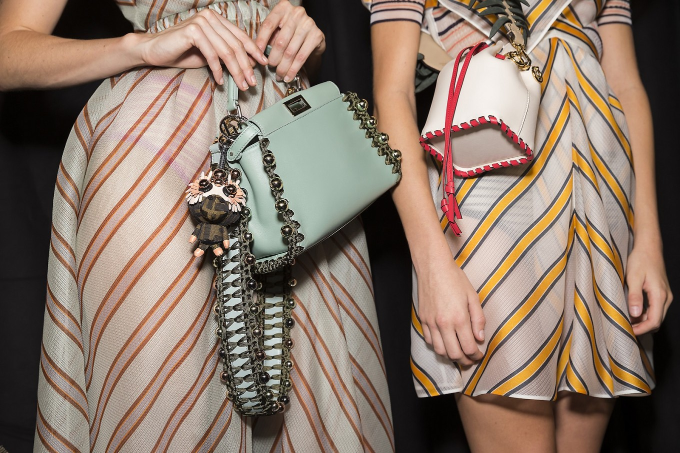 32e7d21568c6 Fendi s shapes and colors of summer arrive in Jakarta - Lifestyle ...
