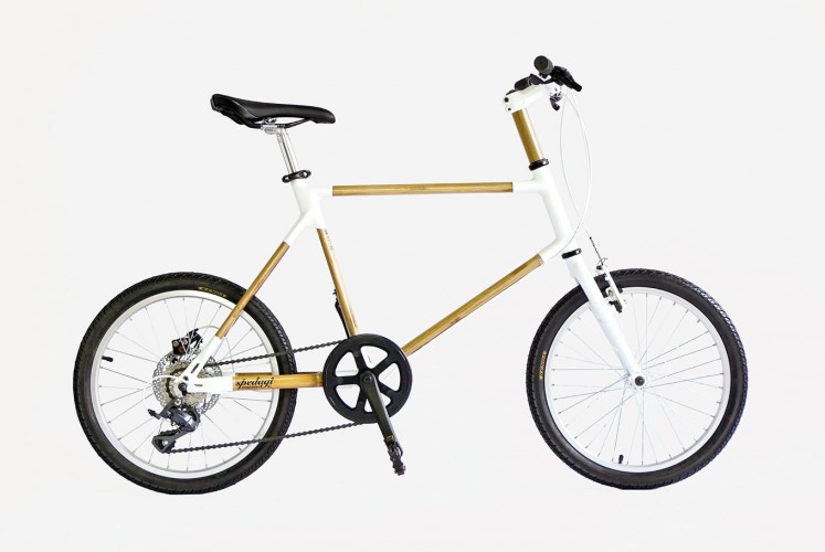 RODACILIK bamboo bicycle by Spedagi