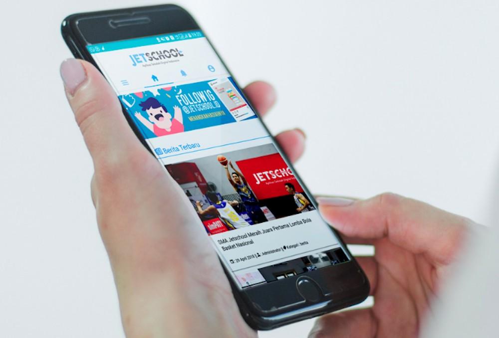 Bekasi teacher creates antihooky app