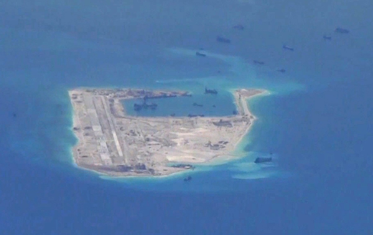 Explainer: What's behind rising tensions in the South China Sea?