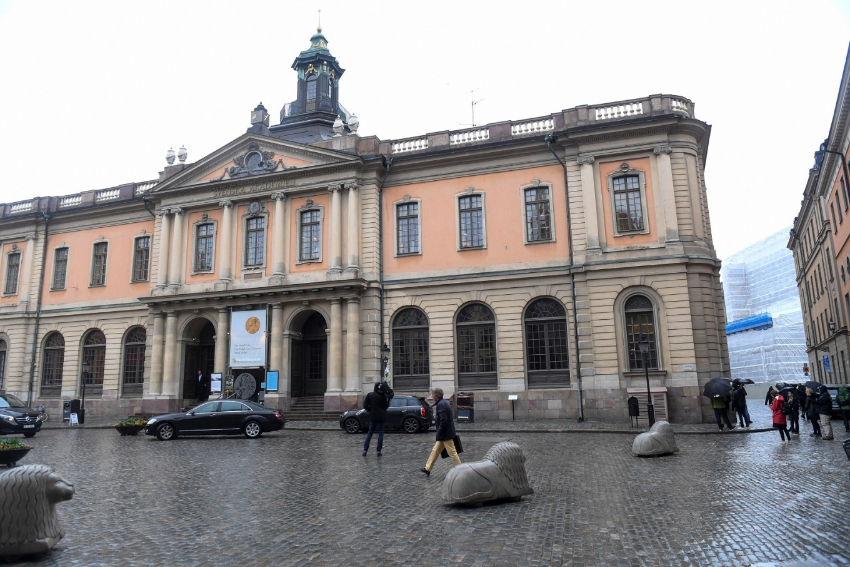 Three members returning to scandal-ridden Swedish Academy