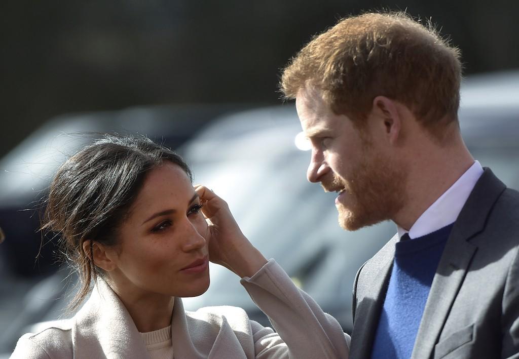 Penpix of the key figures at the royal wedding