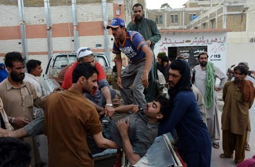 At least eight killed in Pakistan mine blast