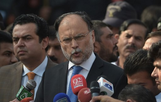 Pakistan interior minister shot, wounded in suspected assassination bid: aide