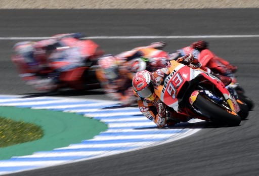 Marquez master of crash marred Spanish GP