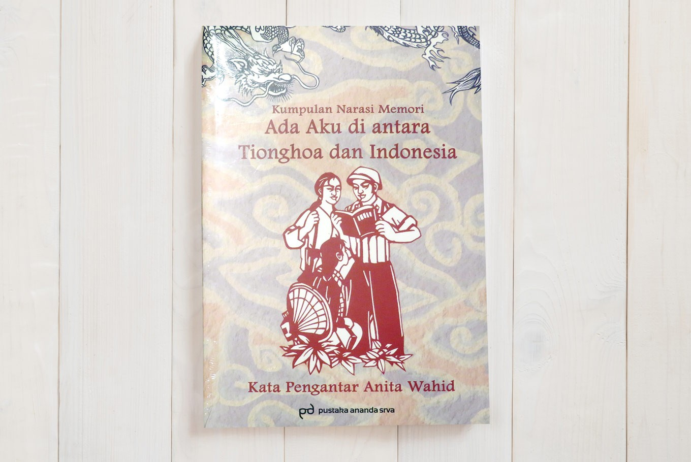 Collective memoir highlights Indonesia's ethnic Chinese issues
