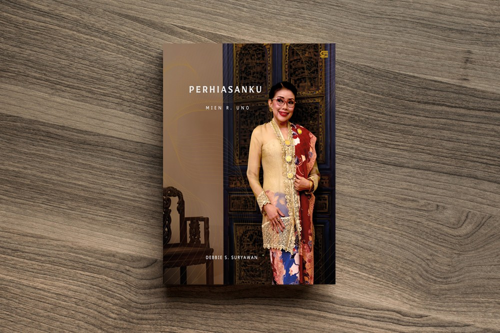 Mien R Uno S New Book Explores The Art Of Mixing Matching Jewelry Lifestyle The Jakarta Post