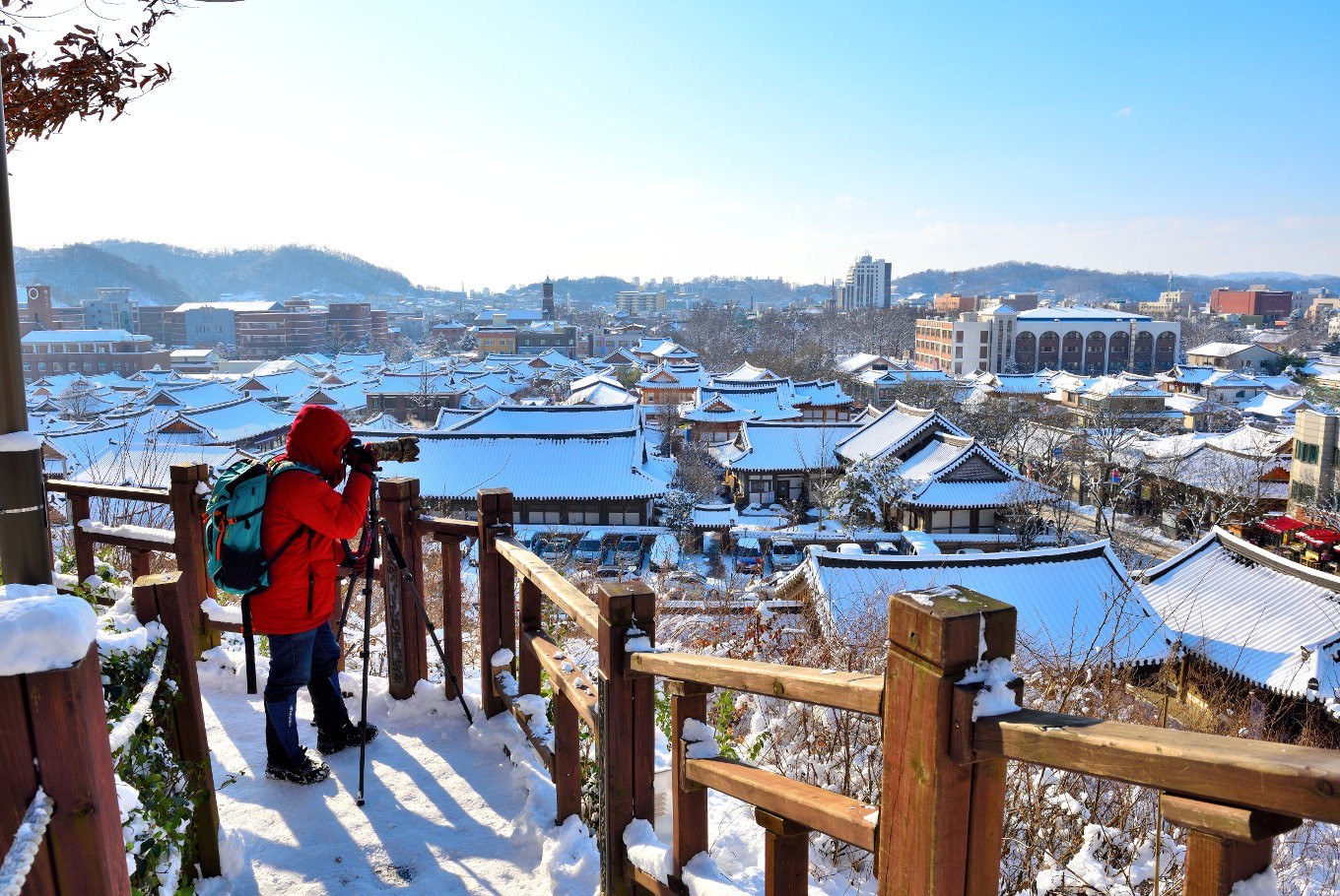 South Korea eyes solo travelers with '#akudankorea'