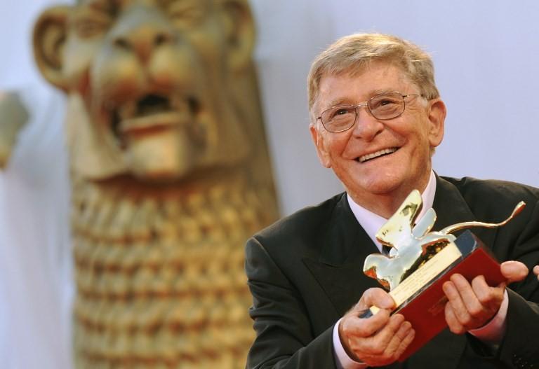 Italian cinema 'giant' Ermanno Olmi dies aged 86