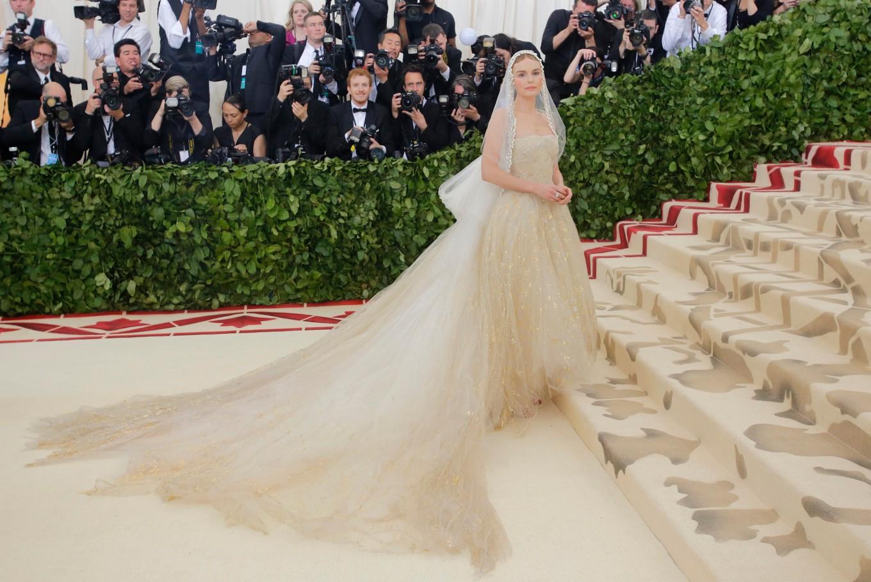 Catholic fashion beats King Tut for museum exhibition crown
