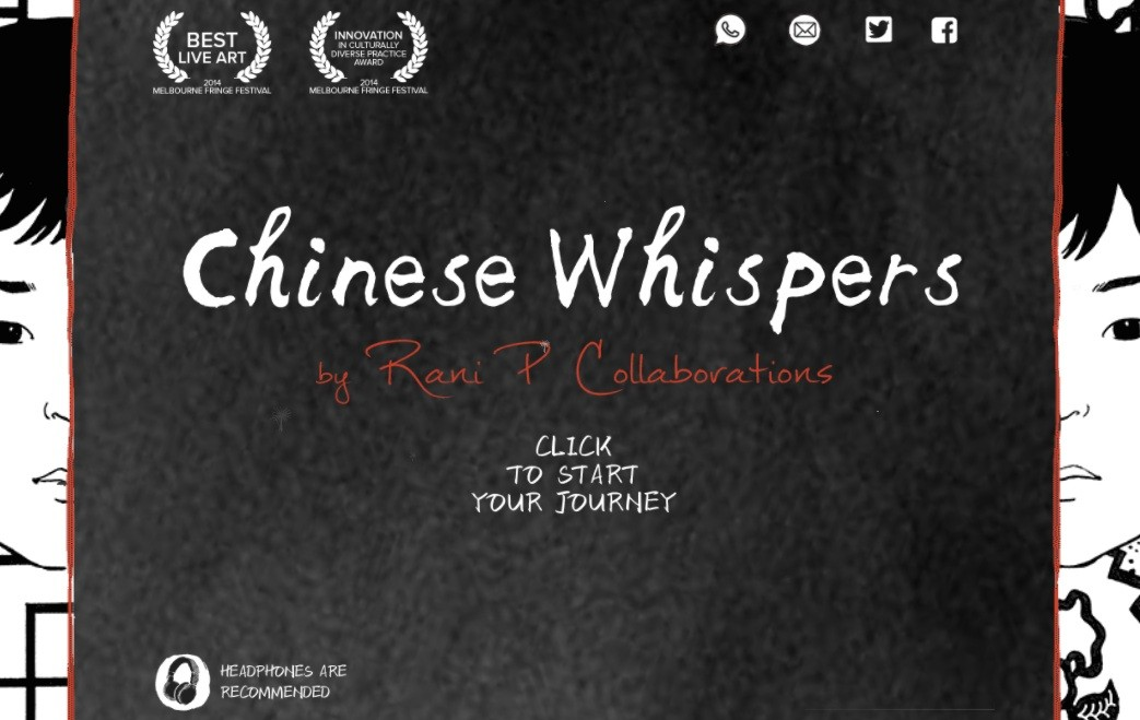 'Chinese Whispers' contemplates 1998 riots through digital graphic novel