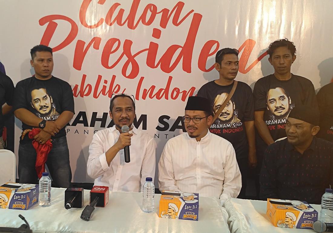 Antigraft activist Abraham Samad demands death sentence for corruption convicts