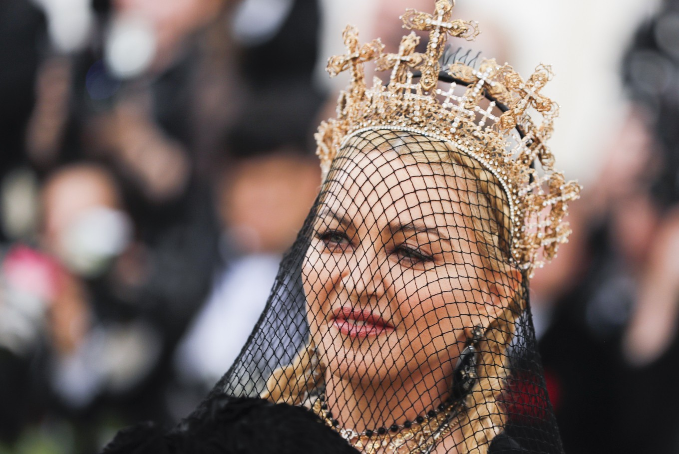 Instagram made to make you feel bad, says Madonna