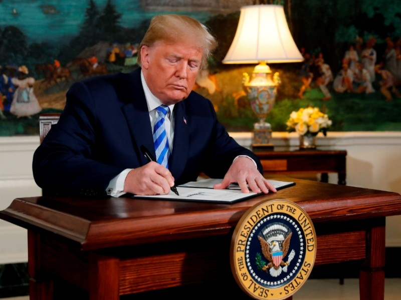 World on brink of trade war as US slaps tariffs on allies