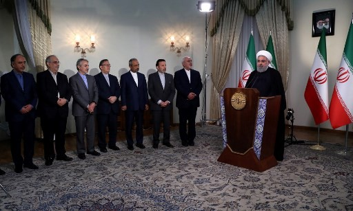 Anger, dismay, support: how the world sees US withdrawal from Iran deal