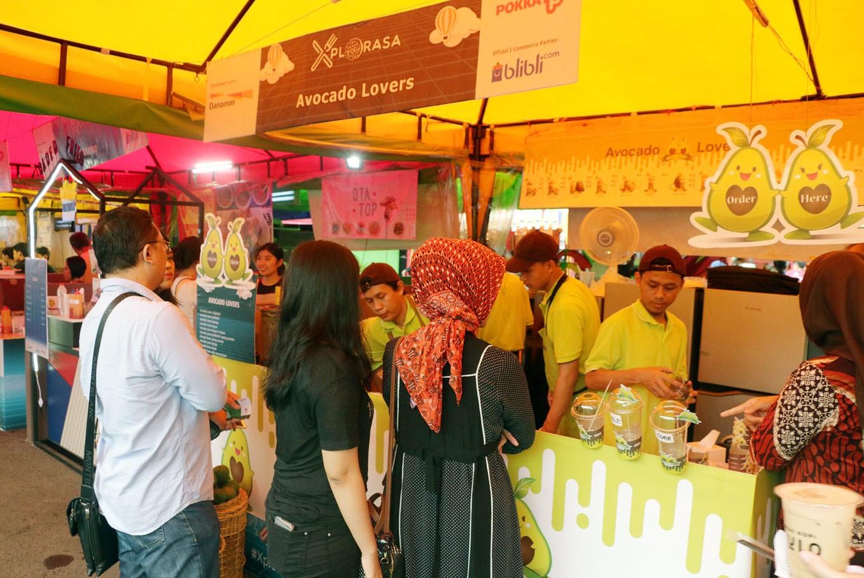 XploRasa fest pampers street food lovers