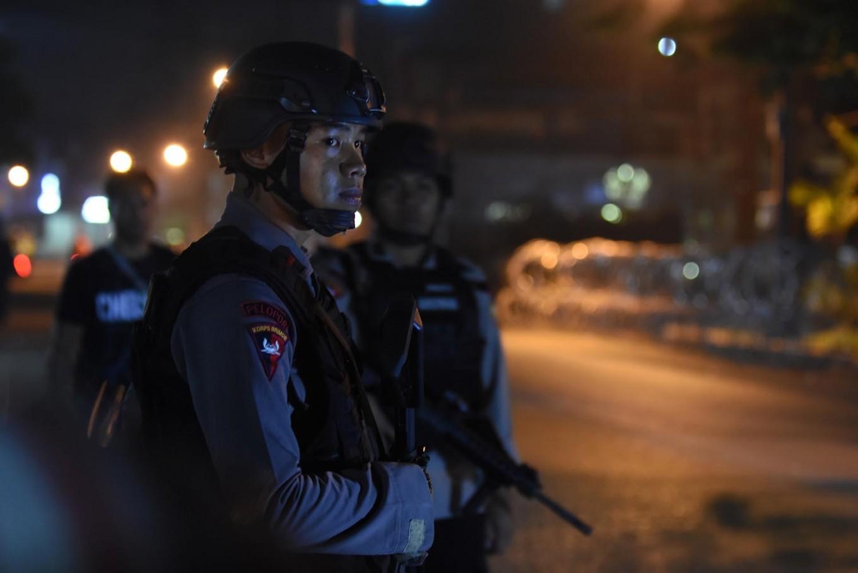 Mako Brimob riot: Police increase security at Brimob HQ