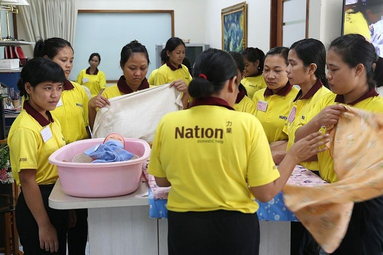 New bond for hiring Indonesian maids unnecessary: Singapore