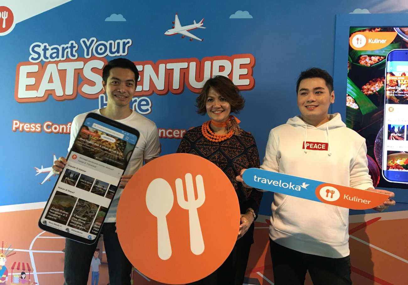 Traveloka launches culinary directory feature