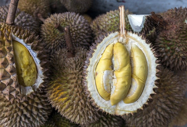 Indonesian durian has a great taste as well as many varieties.
