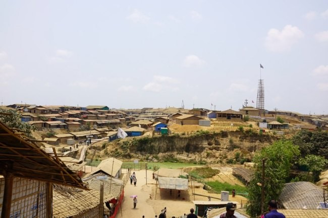 ADB approves $100m grants for Rohingyas in Bangladesh camps