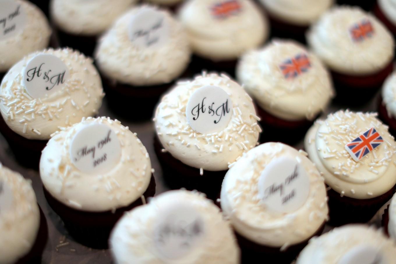 Washington cupcake shop offers taste of royal wedding