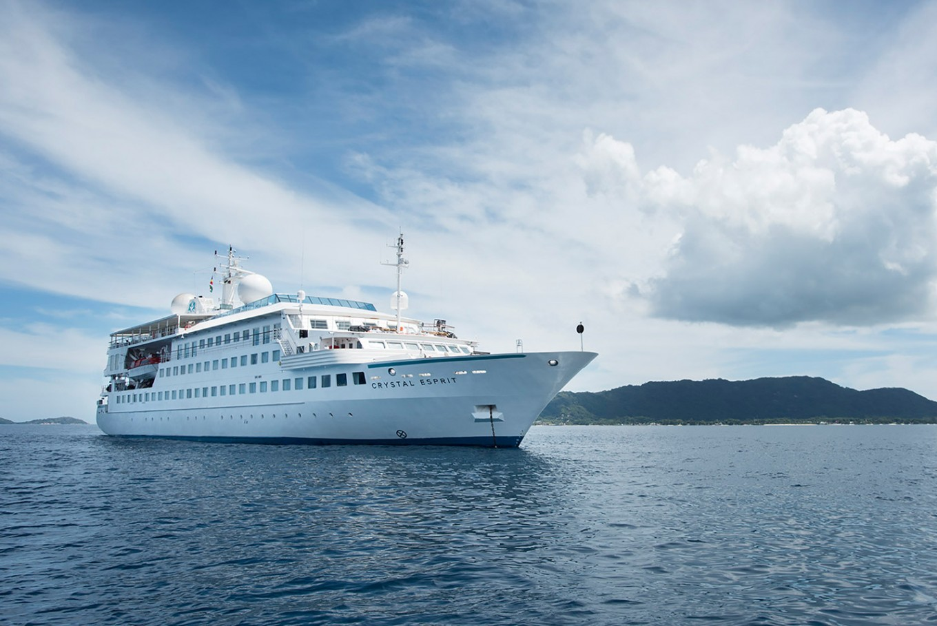 How to cruise the Caribbean in luxury