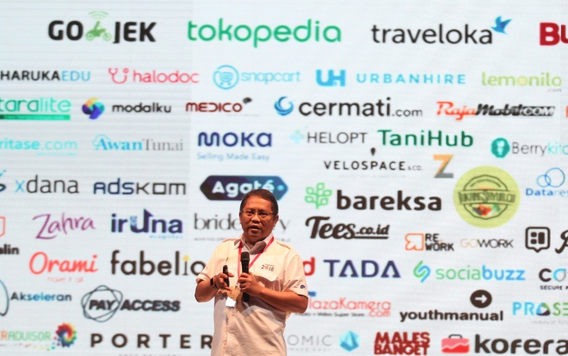 Number of start-ups projected to grow 20-30 percent this year, Bekraf says
