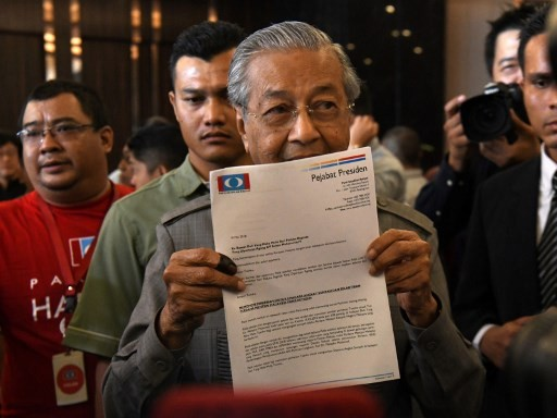 Mahathir's return spurs moves in these Malaysian stocks