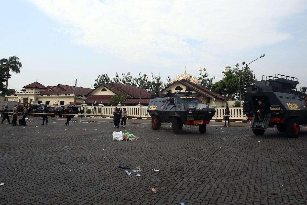 Jokowi orders 'total evaluation' after Mako Brimob riot
